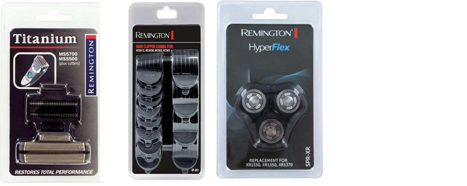 Remington Razor Spares