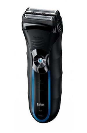 Braun 330 Series 3 Mains & Rechargeable Shaver