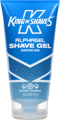 King of Shaves Alpha Shave Sensitive Skin 150 ml Shaving Gel