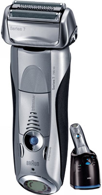 Braun 790cc Series 7 Shaver Mains & Rechargeable