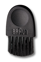 Genuine Braun Electric  shaver cleaning brush