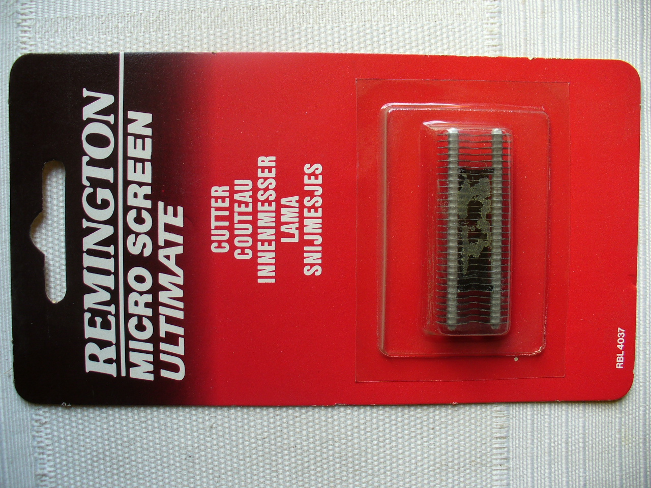 Remington RBL4037 Cutter Unit for Micro Screen Ultimate