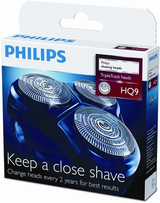 Philips Philishave HQ9/40 Speed XL Triple Pack Rotary Cutters