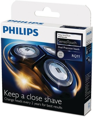 Philips Compatible RQ11/50 SensoTouch Triple Rotary Cutting Head