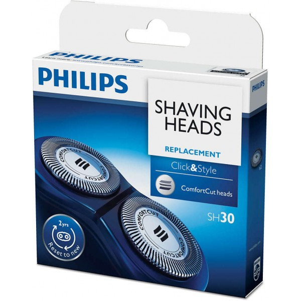 Philips SH30/20 S7 Series Dual Pack Rotary Cutting Head
