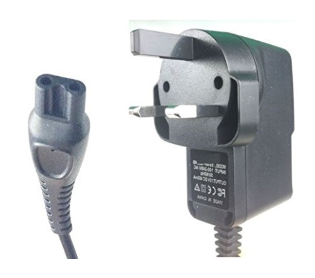 Replacement Compatible Philips Uk 3 Pin Spare Charger