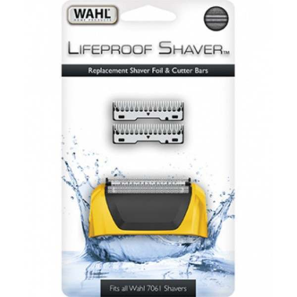 Wahl 7045-100 LifeProof Foil and Cutter Pack