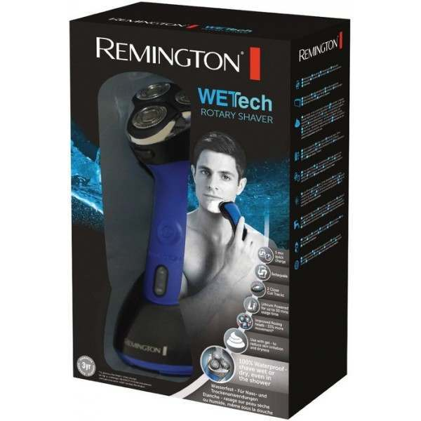 Remington AQ7 Wet Technology Rotary Shaver