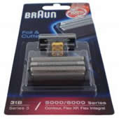 BRAUN 5000/6000 Series 3 Foil & cutter pack 31b 5724766
