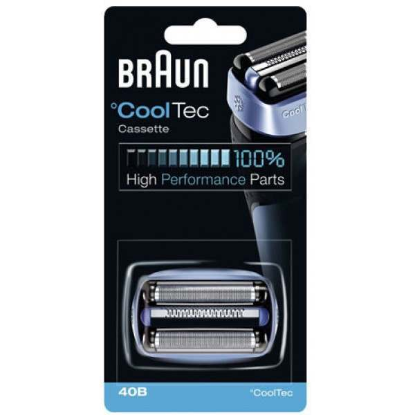 Braun 40B CoolTec Foil and Cutter Pack