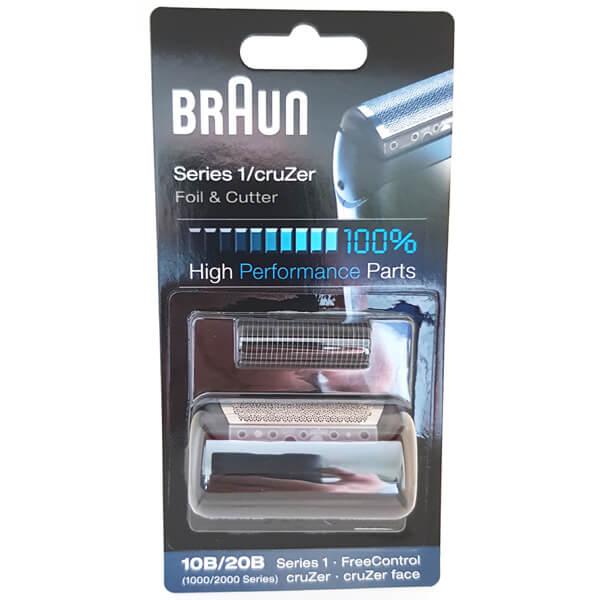 Braun 2000 Series cruZer 4 cruZer 3 cruZer 20B Foil & Cutter