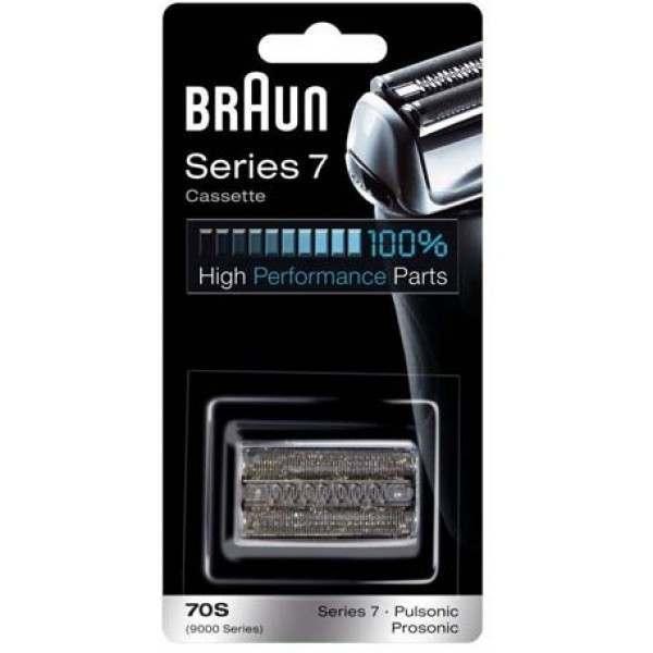 Braun Pulsonic Foil & Cutter Pack 7 Series 70S