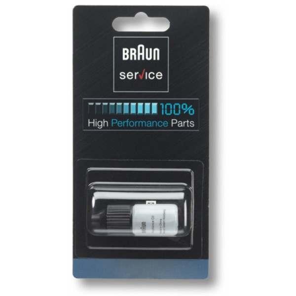 Braun Lubricating Shaver Oil