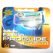 Gillette Fusion ProGlide Power 6 Cassette Shaver Blades Trimmer