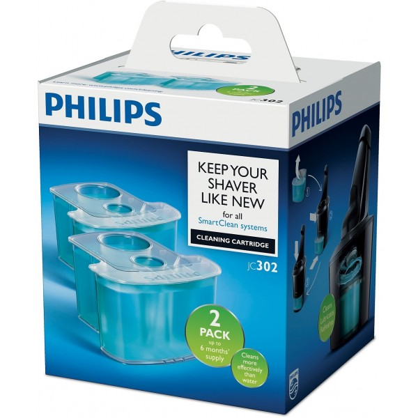 Philips JC302/50 Cleaning Refil for 9000 Series Shavers