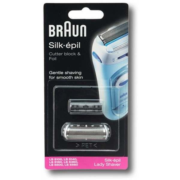 Braun LS5100/5500/5560 65328760 Foil and Cutter Pack