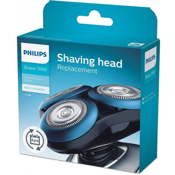 Philips Philishave RQ12/60 SensoTouch 3D Triple  Rotary Cutting Heads