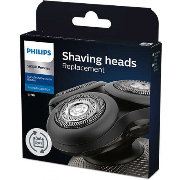 Philips SH98/70 S9000 Prestige 3x Rotary Cutting Head