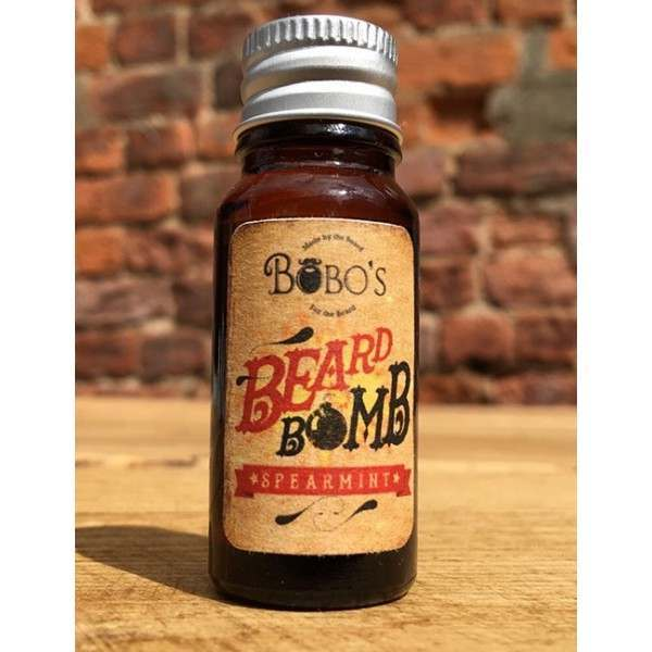 Bobo's Spearmint Beard Bomb Oil
