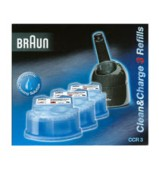 Braun CCR3 Syncro/Activator/Pulsonic Clean & Renew